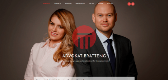 Advokat Bratteng